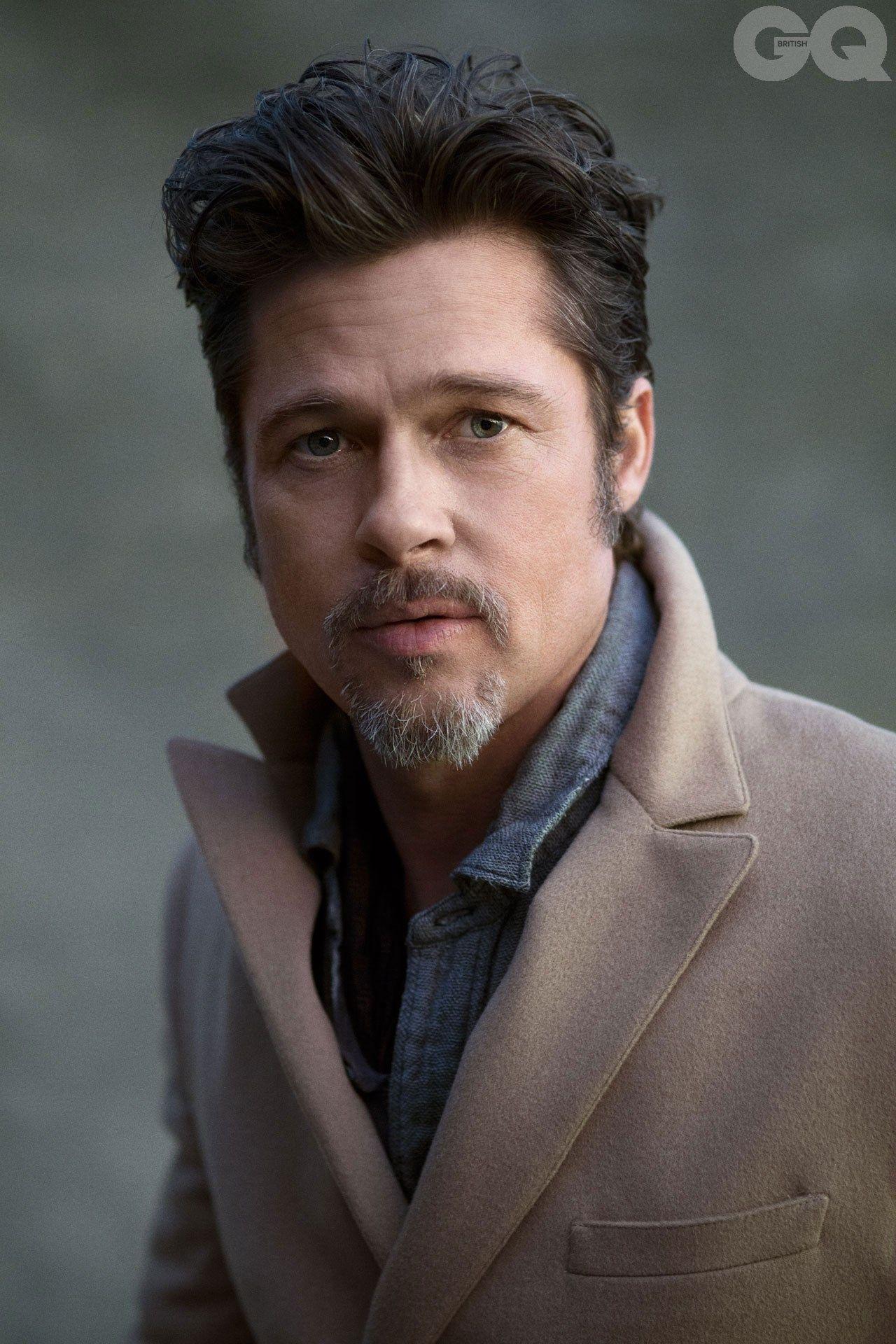 Get Brad Pitt's Britis...