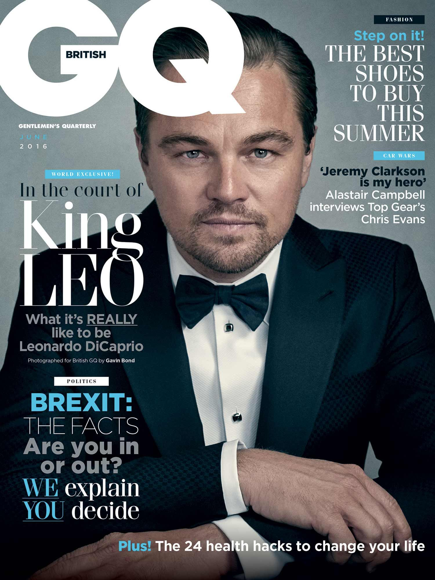 Leonardo Dicaprio What It S Really Like To Be King Leo