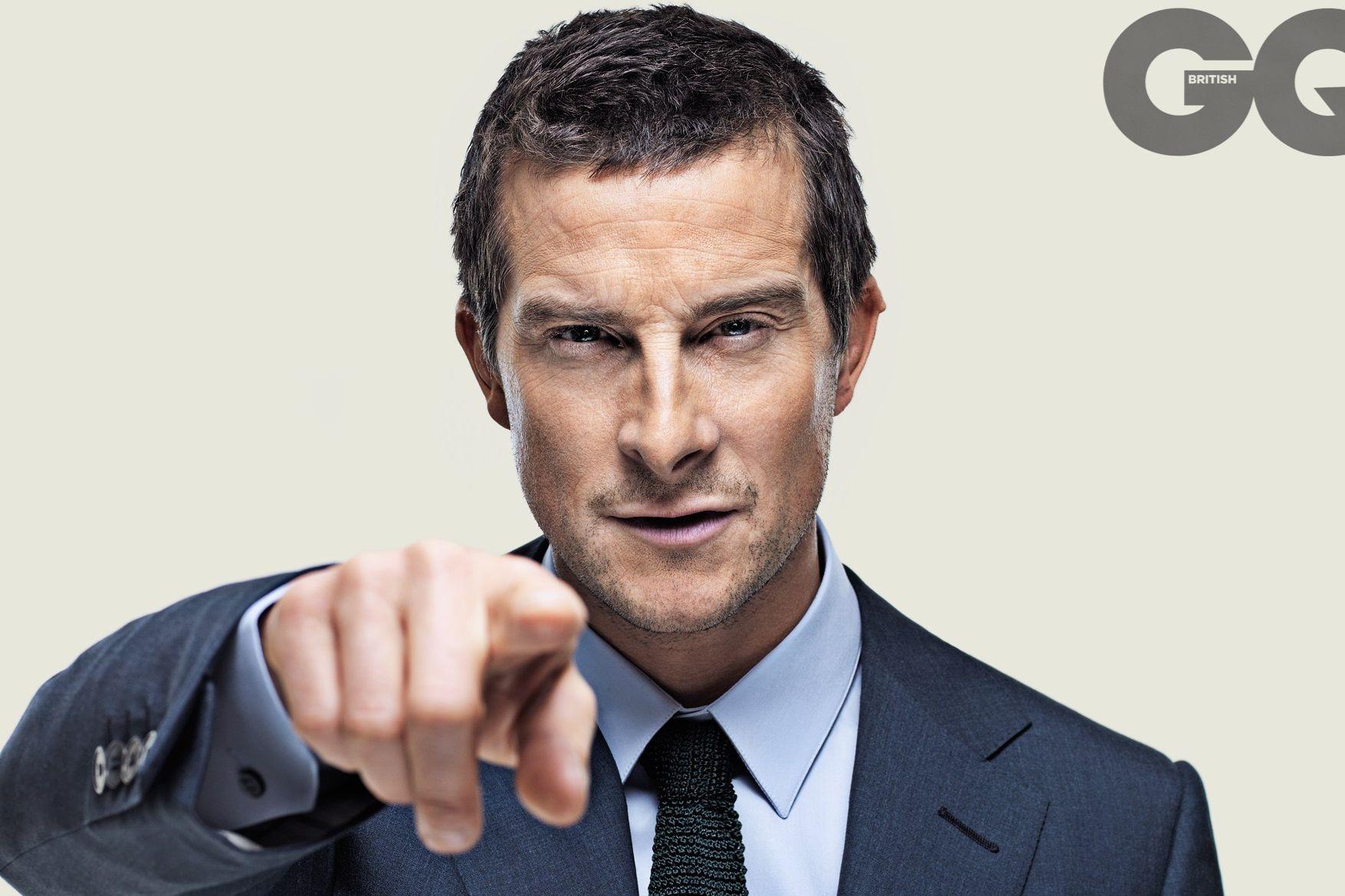 bear grylls skills how to motivate your team british gq