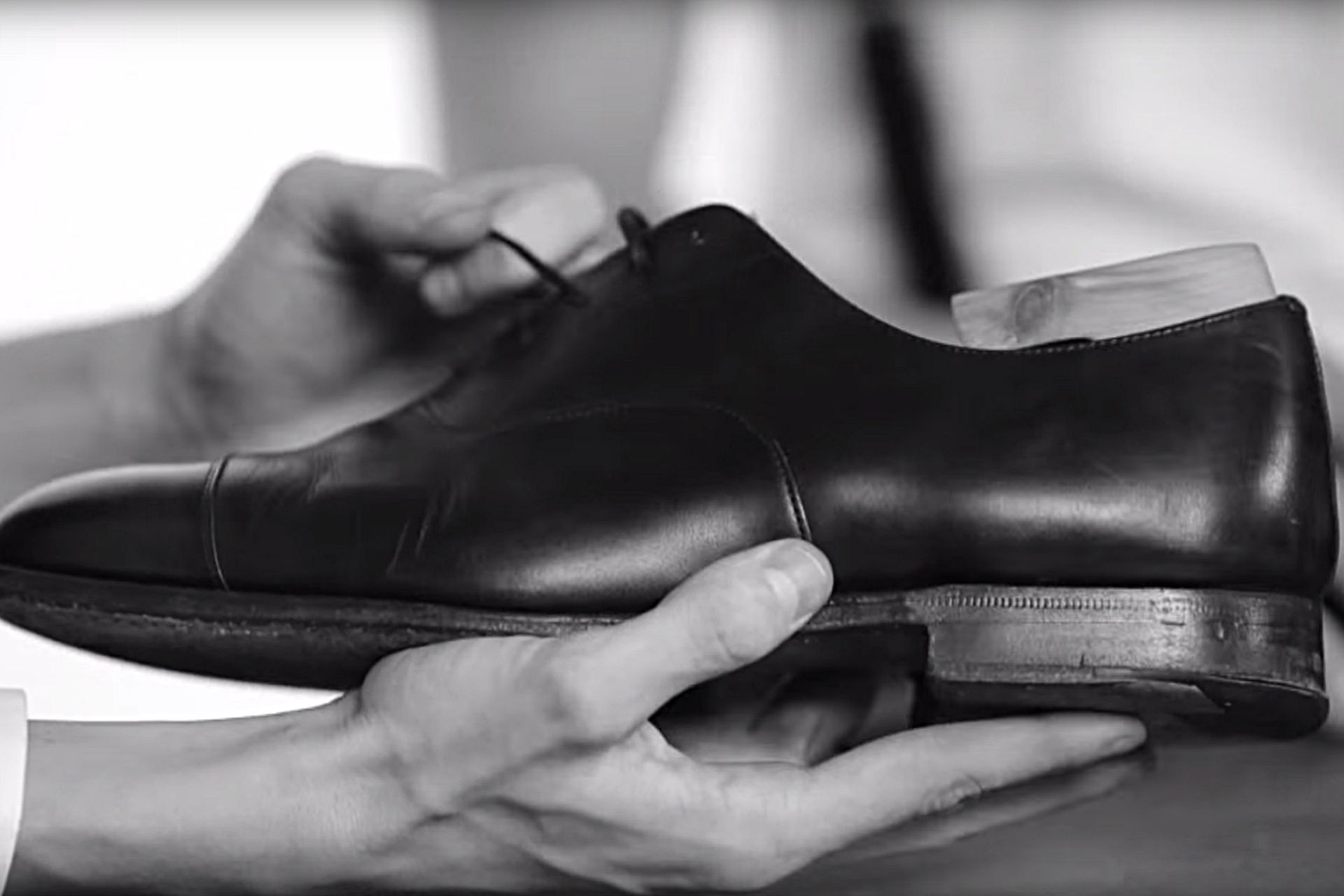 GQ Style Guide How To take Care of your Shoes