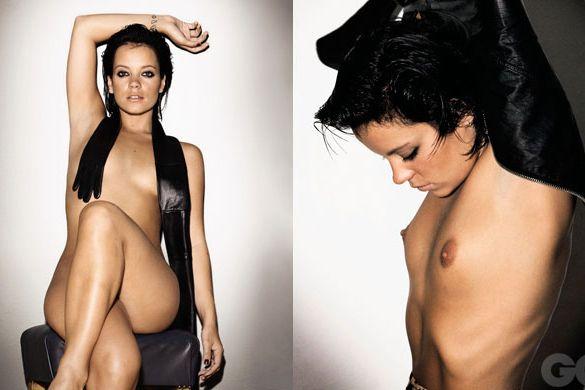 Lily Allen Topless Ass Photos - 24 Pics