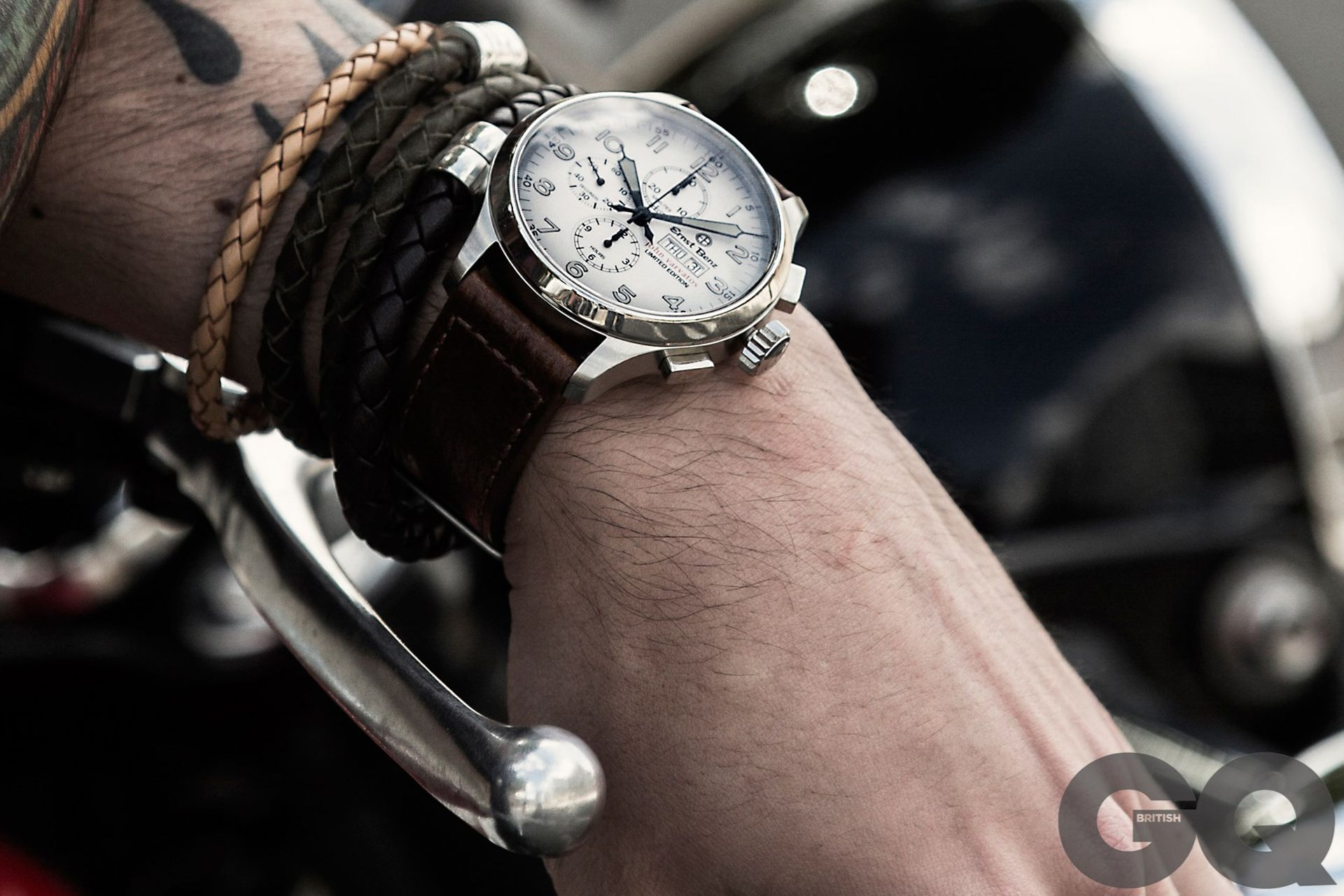 british designer watches o8qa  It's time for your wrist to rock out  Best rock star watches and jewellery  for men  British GQ