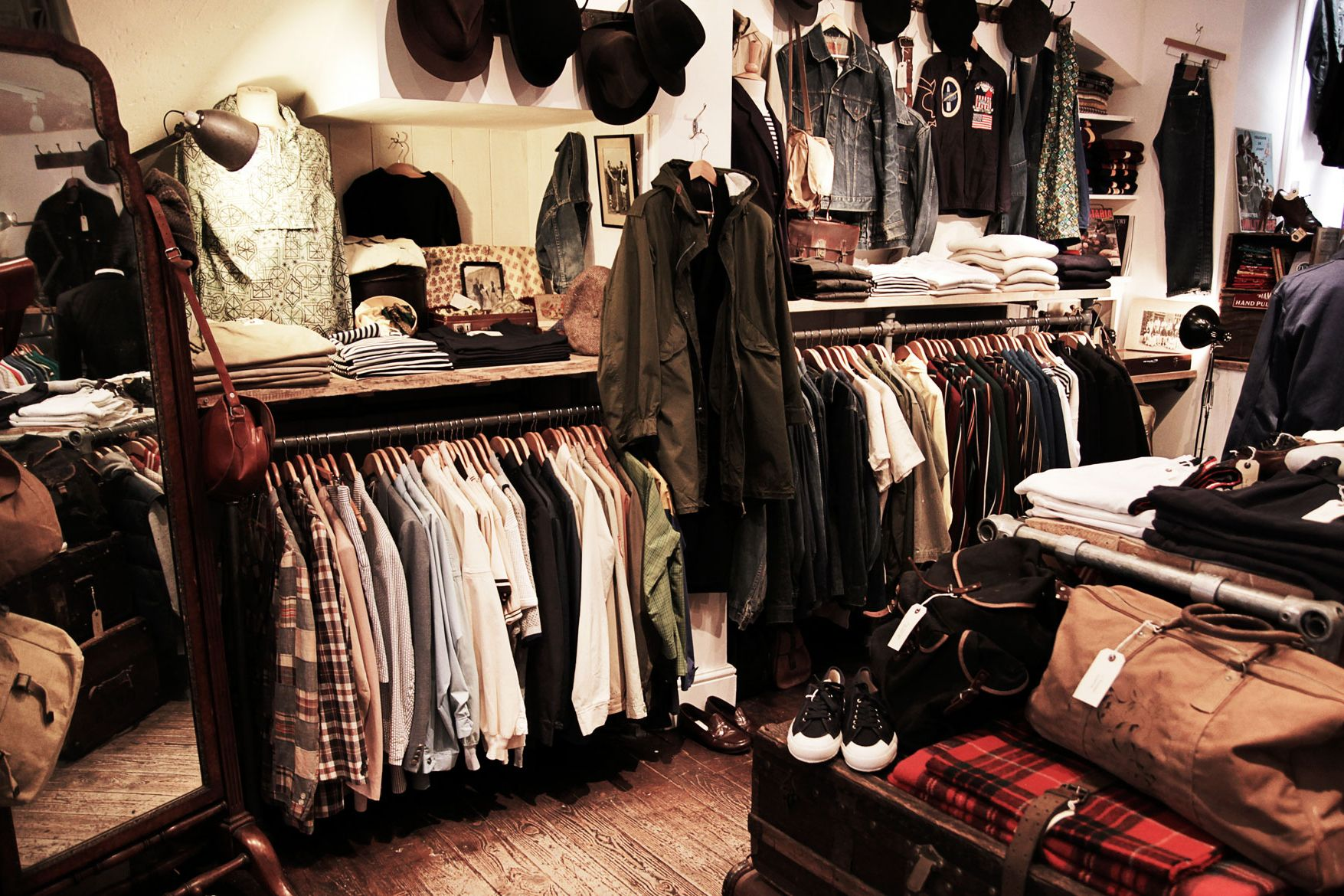 Vintage Men Clothing Websites