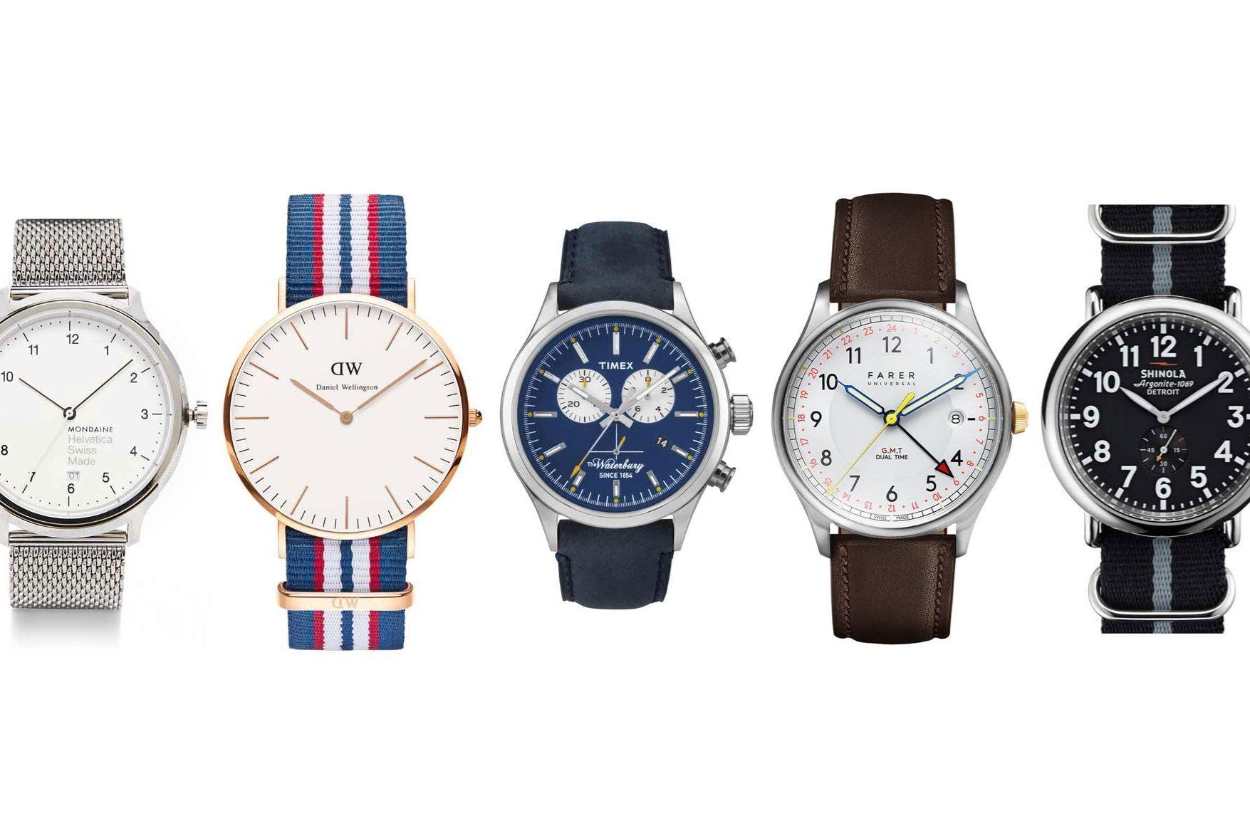 The best watches under £500