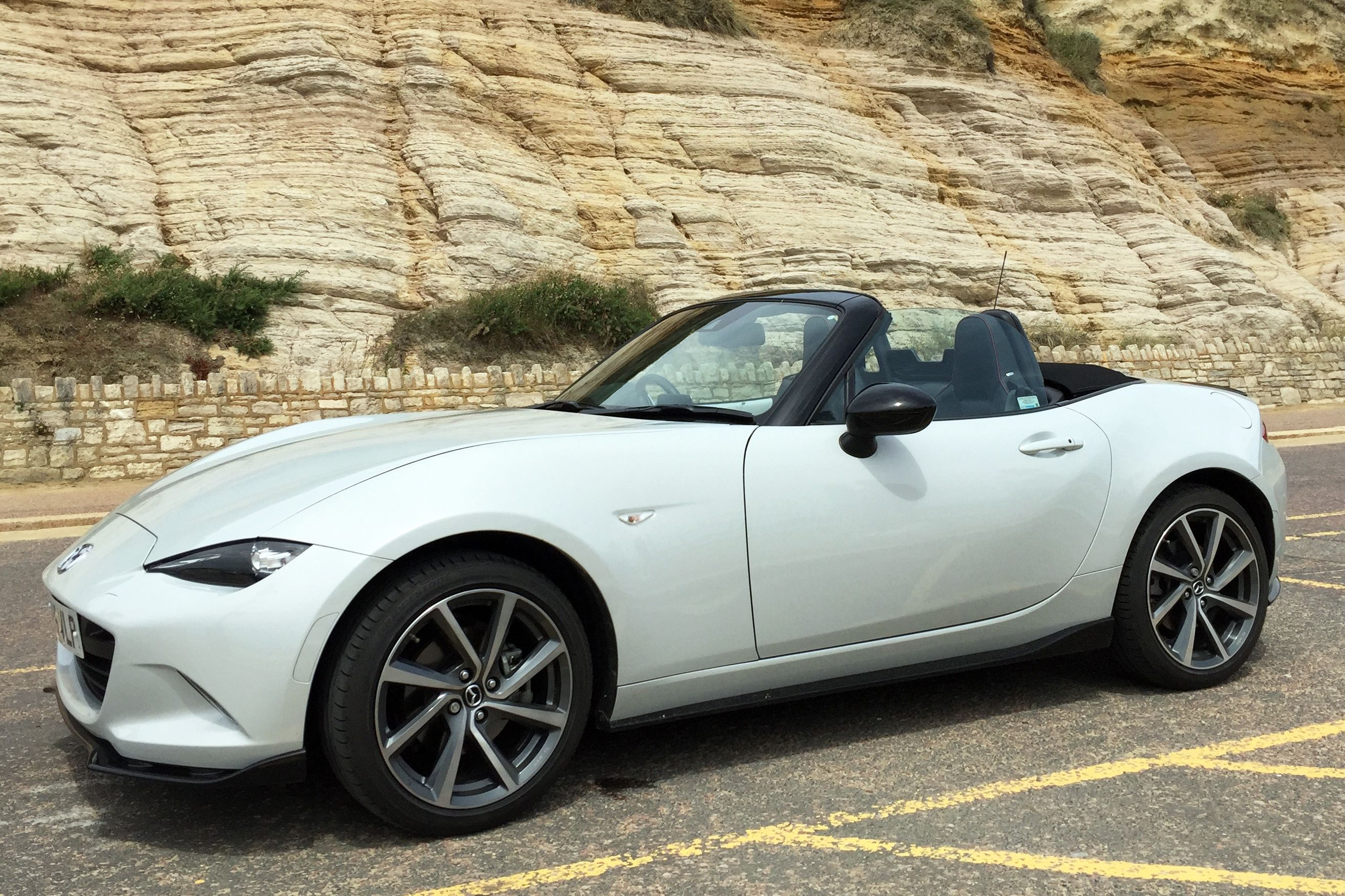 the mazda mx 5 is a super car british gq. Black Bedroom Furniture Sets. Home Design Ideas