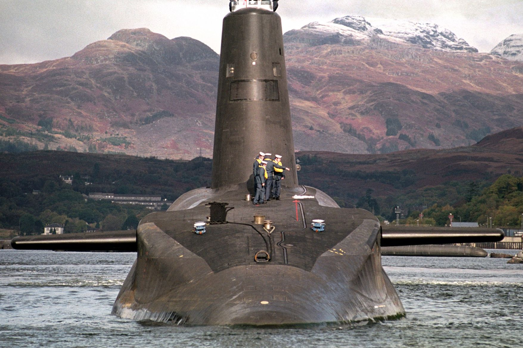 why britain needs nuclear weapons british gq