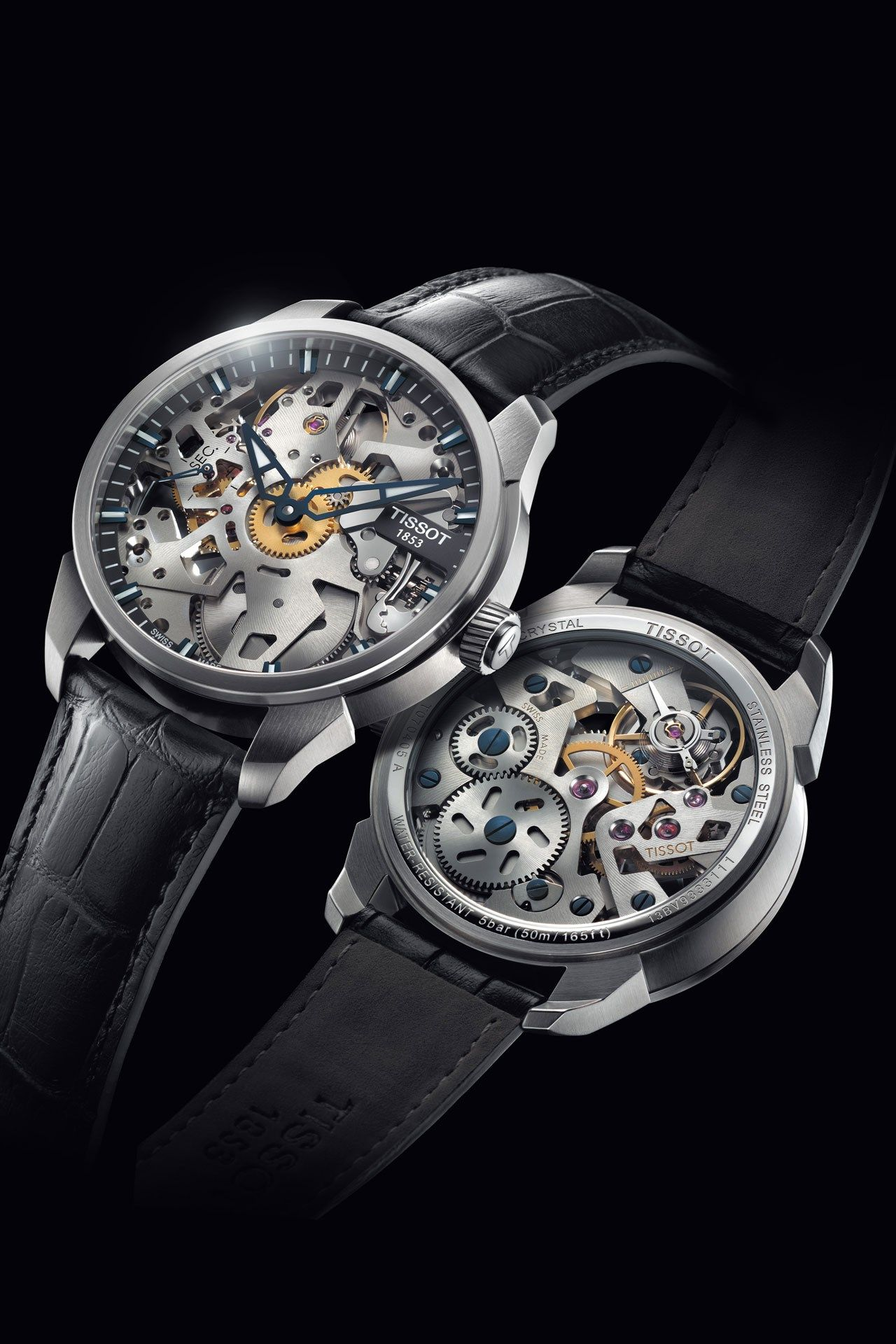 Watch Of The Week: Tissot's T-Complication Squelette ...
