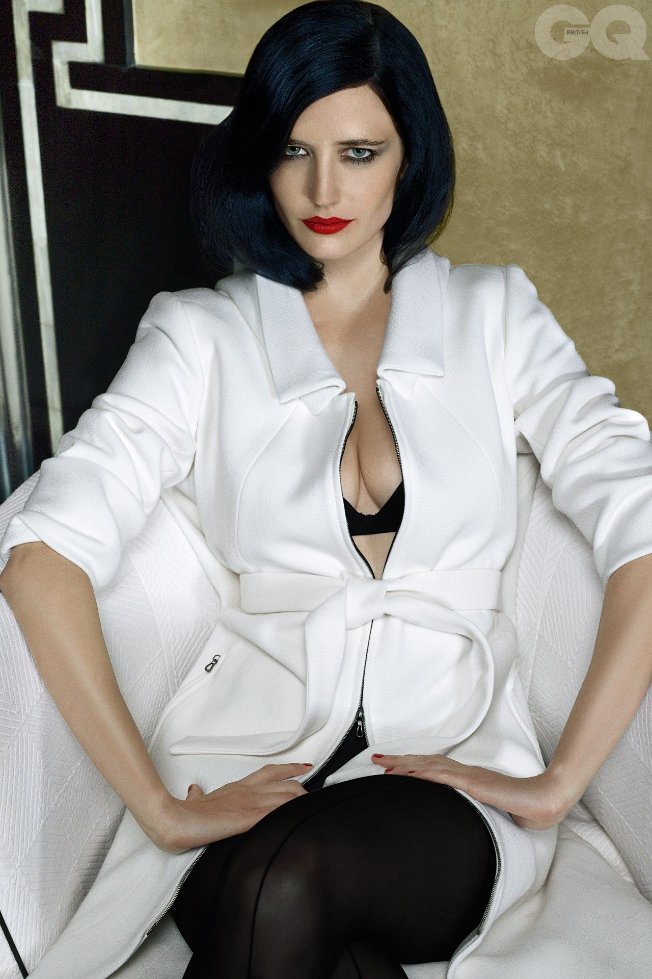 Eva Green thinks you should buy your girlfriend a corset ... Eva Green