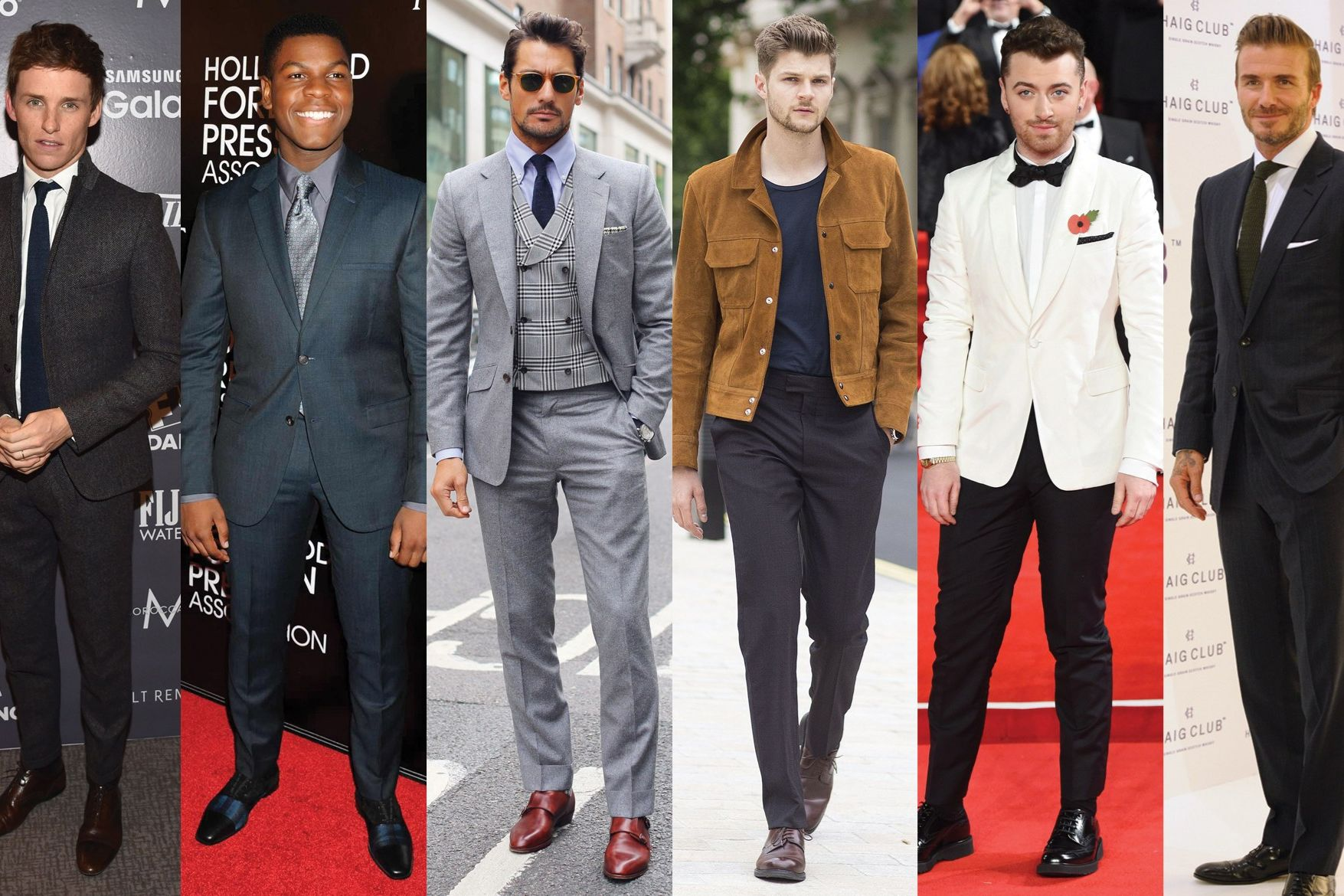 Vote for GQ Readers' Best-Dressed Man 2016