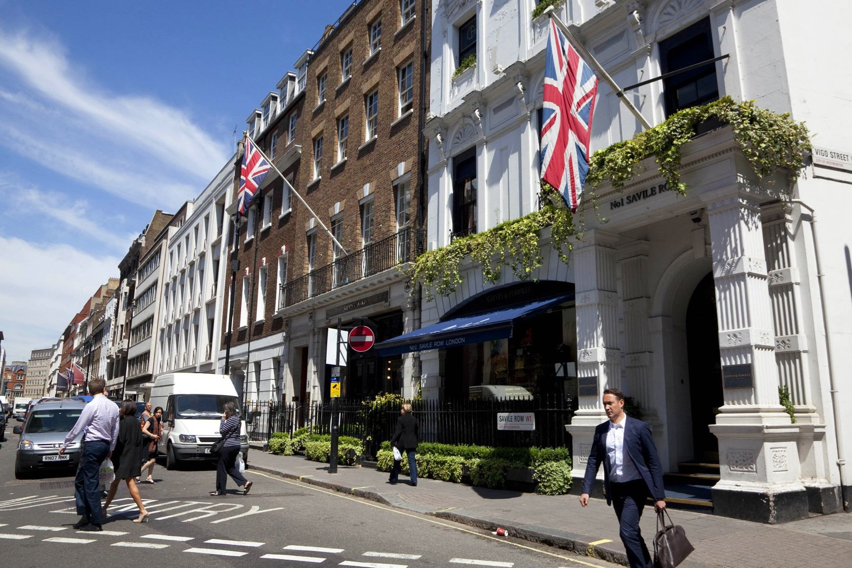 Savile Row tailors and bespoke suits guide