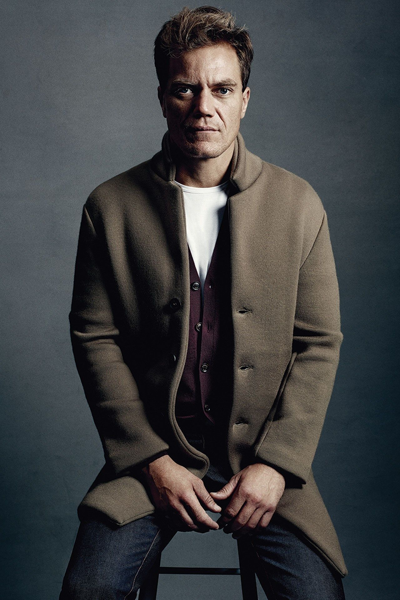 Michael Shannon Covers The Second Issue Of Matches Fashion
