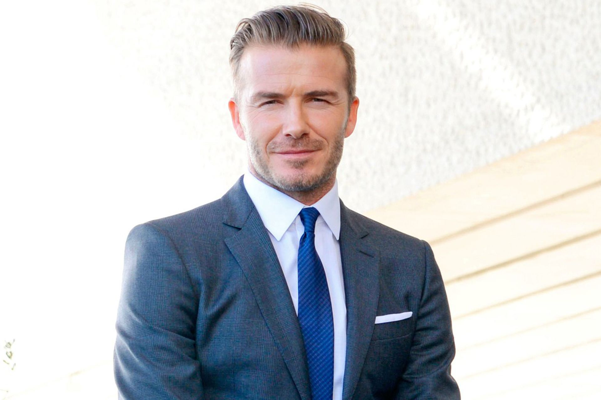 essay my idol david beckham