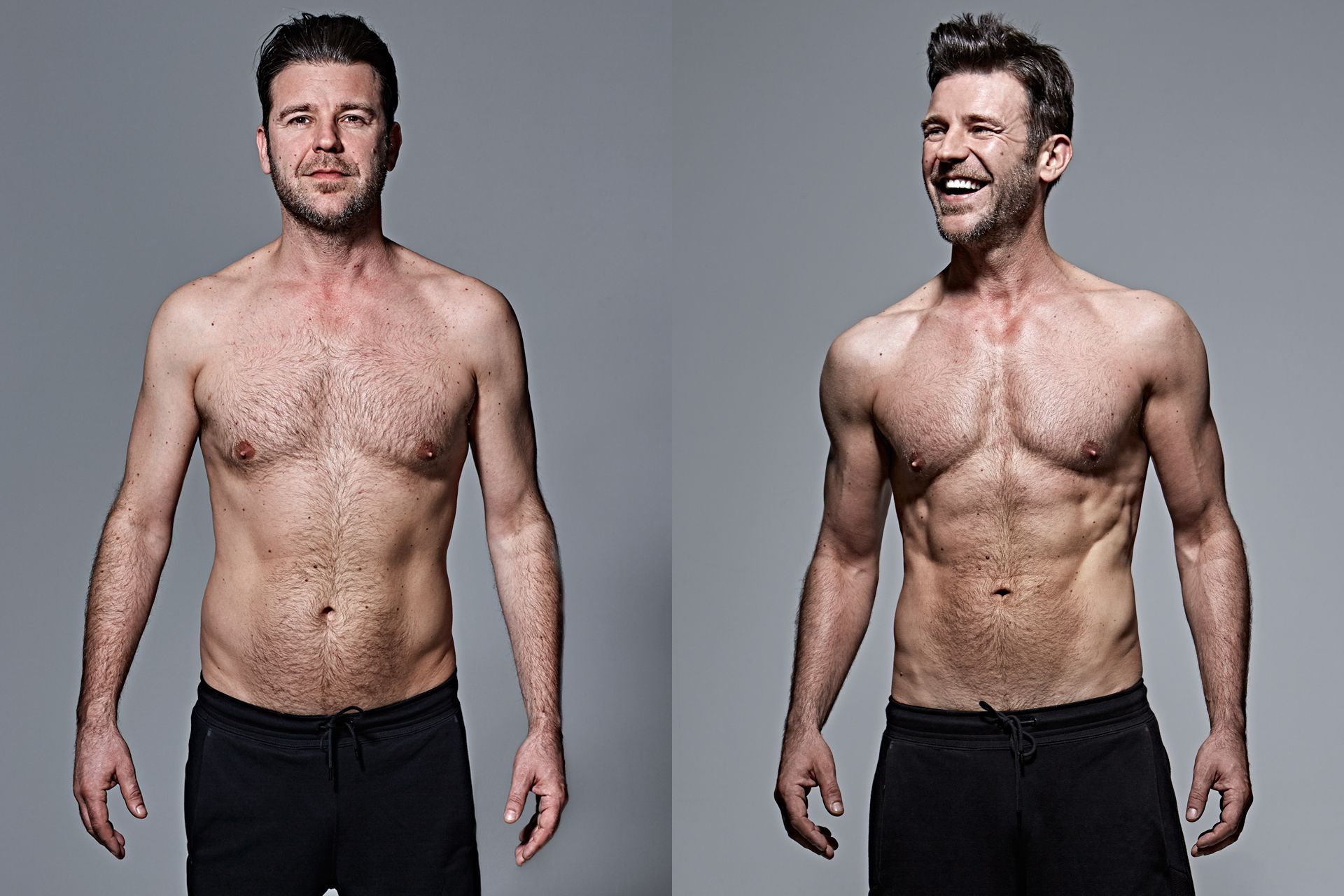 How To Get A Six Pack In 12 Weeks British Gq