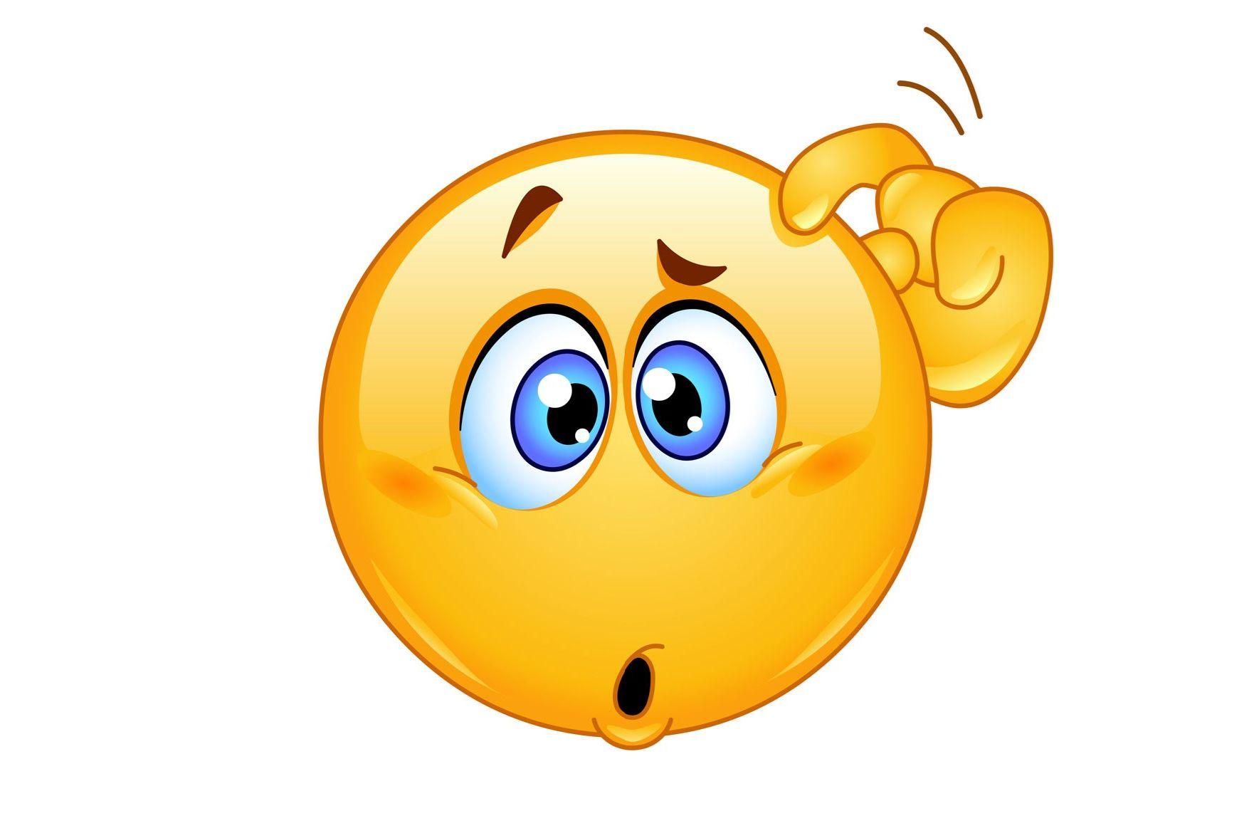 confused face   strangest  emojis british gq Confused Female Emoji