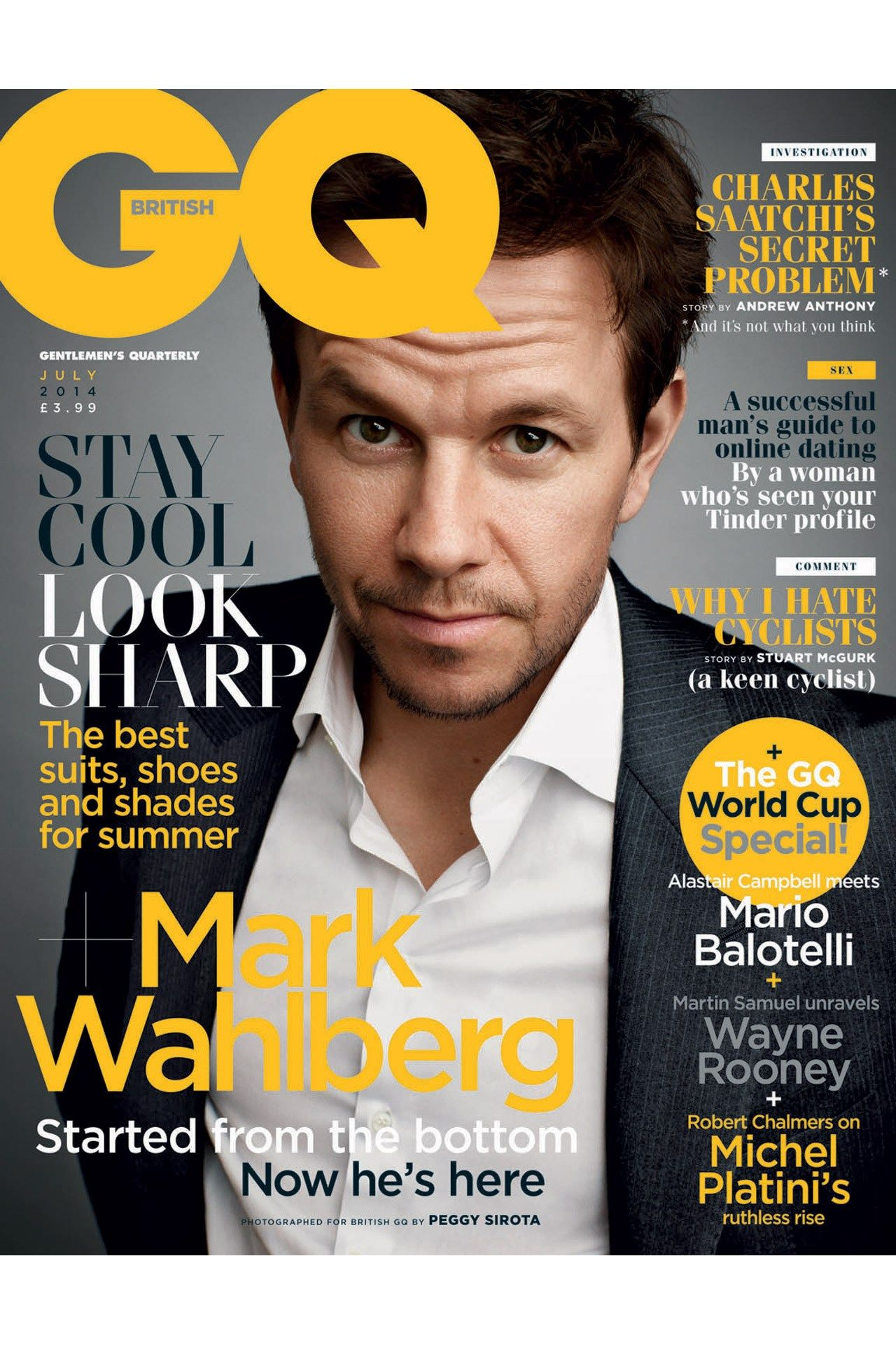 Gq Magazine The Secrets Of R Kelly: Mark Wahlberg Covers GQ!